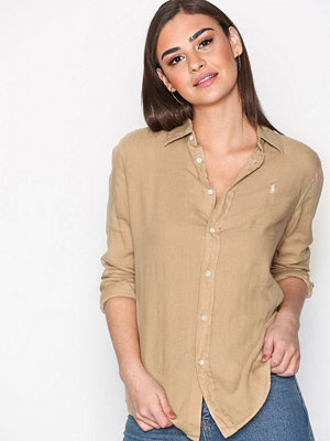 Polo Ralph Lauren Relaxed Shirt Beige