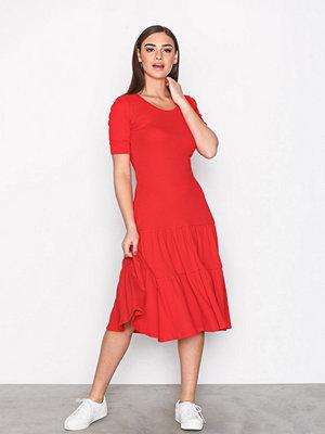 Lauren Ralph Lauren Jiartana Dress Red