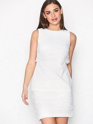 Lauren Ralph Lauren Palmetto Dress Cream