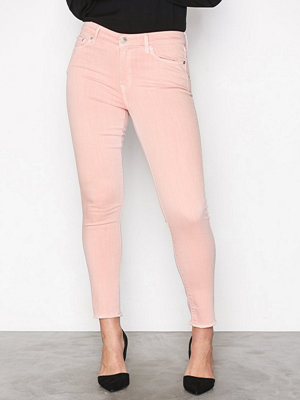 Lauren Ralph Lauren Crop Denim Pink