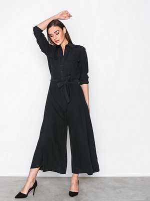 Polo Ralph Lauren DNA Jumpsuit Black
