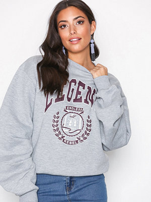NORR Lisabell sweat Grey