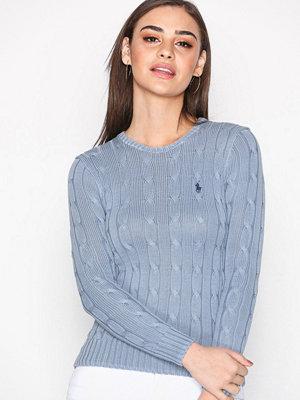 Polo Ralph Lauren Julianna Long Sleeve Sweater Chambray