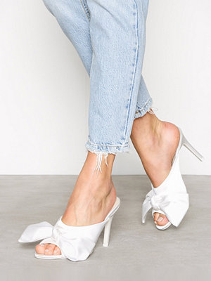 NLY Shoes Wrap Mule