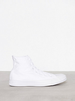 Converse All Star Hi Monochrome White