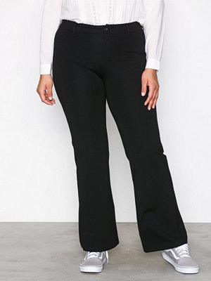 Sisters Point svarta byxor New George-7 Pants Black