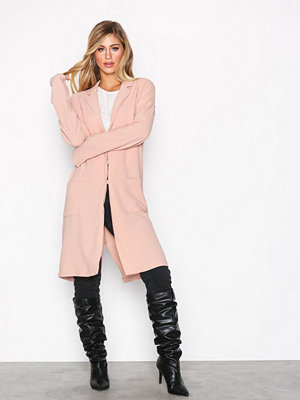 Object Collectors Item Objkayla L/S Long Blazer a Div Ljus Rosa