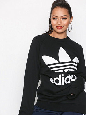 Adidas Originals Oversized Sweater Svart