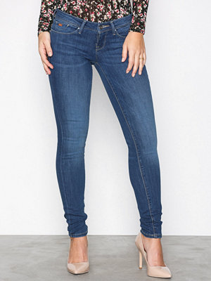 Only onlCORAL Sl Sk Dnm Jeans CRE160353 Blå