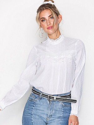 Y.a.s Yasnille Ls Top Offwhite