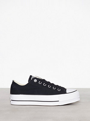 Sneakers & streetskor - Converse Chuck Taylor All Star Lift Clean Svart