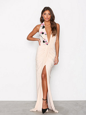Forever Unique Lianne Dress Soft Pink
