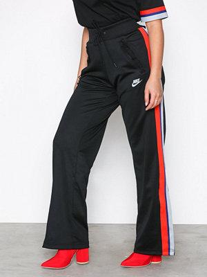 Nike svarta byxor Nsw Pant Pk Txt Frm Svart