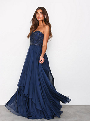 Forever Unique Pamona Dress Navy