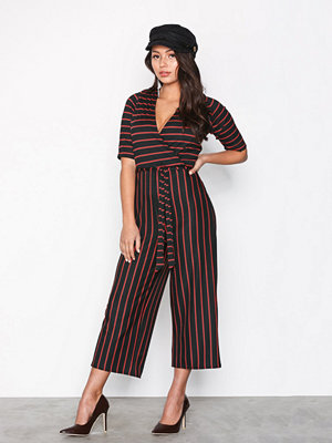 Sisters Point Cit Jumpsuit Black