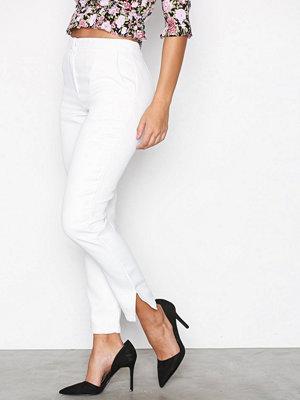 Glamorous vita byxor Skinny Pants White