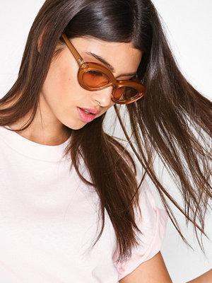 Solglasögon - Le Specs Fluxus Guld