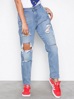 Diesel Fayza-Evo Trousers 084NU Denim