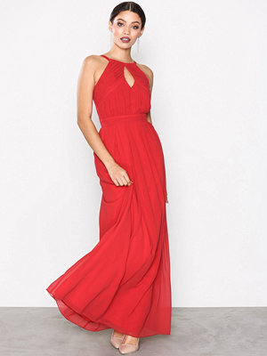 Little Mistress Chiffon Maxi Dress Cayenne