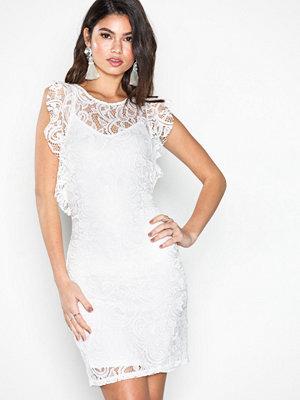 Vero Moda Vmthea Short Lace Dress Jrs Rep Vit