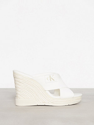 Calvin Klein Jeans Layla Canvas Offwhite