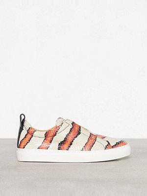 Sneakers & streetskor - By Malene Birger Borennitas Silver Green