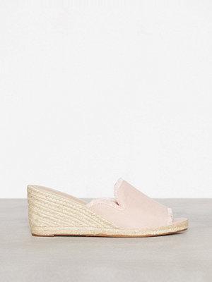Sandaler & sandaletter - Lauren Ralph Lauren Carlynda Espadrilles Rosa