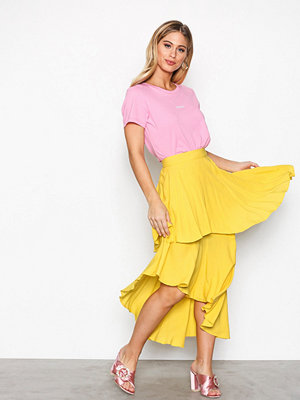 NLY Trend Summer Frill Skirt Gul