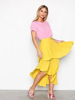 NLY Trend Summer Frill Skirt Gul