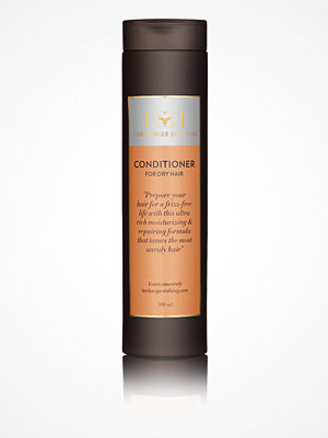 Hårprodukter - Lernberger Stafsing Conditioner for Dry Hair 200 ml Vit
