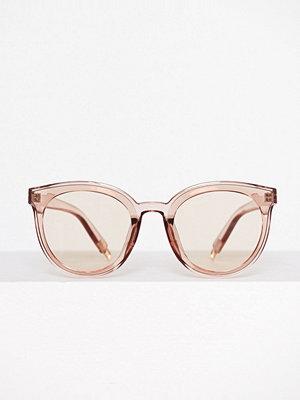 WOS All Saints Sunglasses Beige