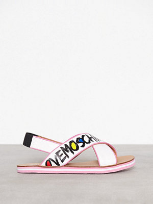 Love Moschino Sandal Rosa