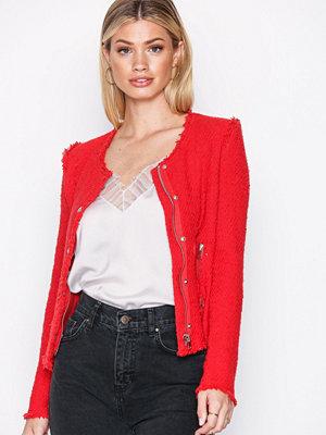 Iro Agnette Jacket Poppy Red