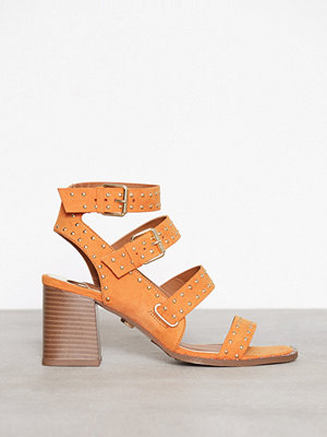 Pumps & klackskor - River Island Multi Strap Sandals Orange