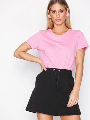 Noisy May Nmlucky Nw Skater Skirt Col Svart