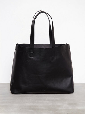 Calvin Klein Effortless Shopper Svart