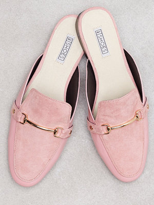 Tygskor & lågskor - NLY Shoes Slip in Loafer Rosa