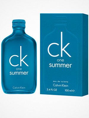 Parfym - Calvin Klein CK One Summer 100ml Transparent
