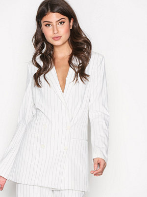 J. Lindeberg Pearl Fab Pinstripe Offwhite