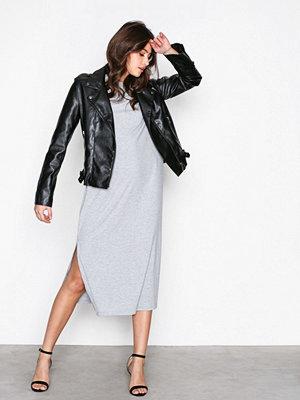 MOSS Copenhagen Spirit Dress Light Grey