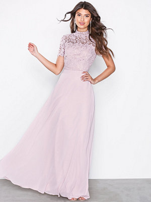 Chi Chi London Charissa Dress Lilac