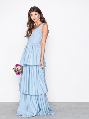 By Malina Chiara Dress Blue