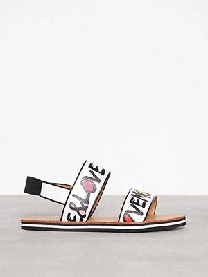 Love Moschino Sandal Svart