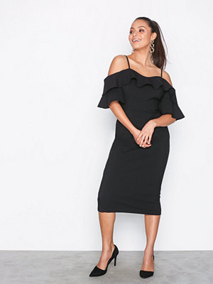 River Island Tanya Dress Black