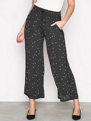 MOSS Copenhagen mönstrade byxor Spirit Pants Dots