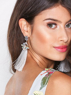 New Look örhängen Flower Tassel Chandelier Earrings