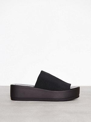 Sandaler & sandaletter - Steve Madden Slinky Sandal Black