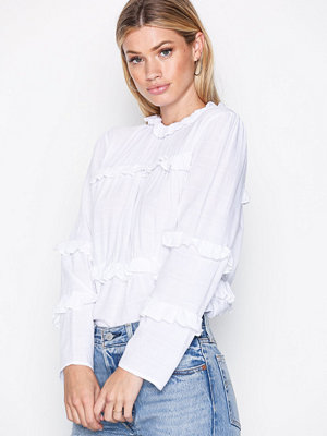 Y.a.s Yastulle Ls Top Offwhite