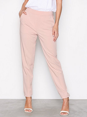 Object Collectors Item persikofärgade byxor Objcecilie Mw 7/8 Pants Seasonal Ljus Rosa