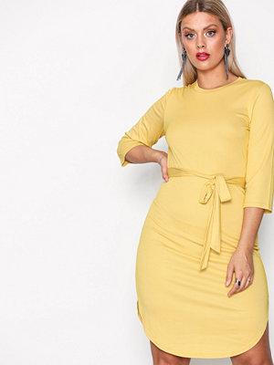 Jacqueline de Yong Jdybanja 3/4 Dress Jrs Gul